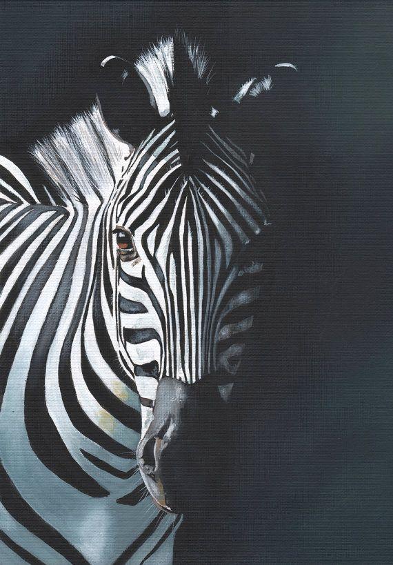 Best 25+ Zebra painting ideas on Pinterest | Zebra art ...