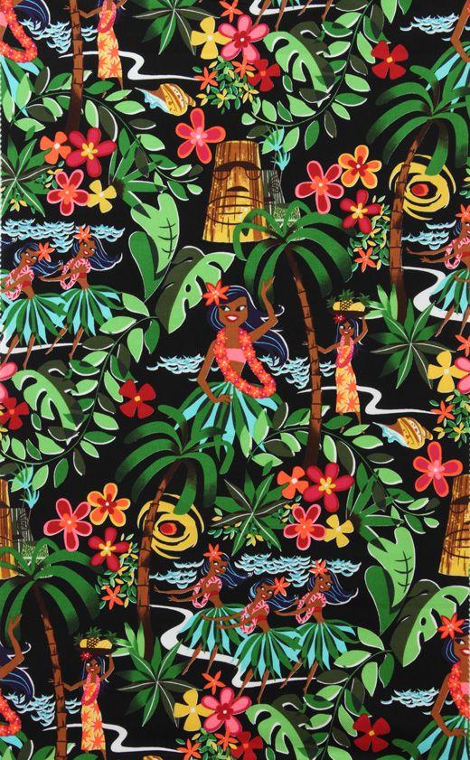 Alexander Henry - Leis, Luaus & Alohas