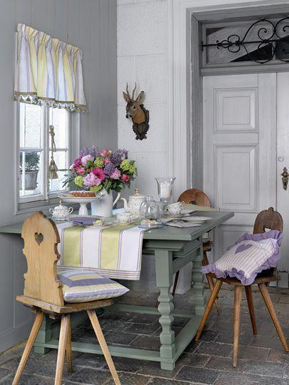 JAB, kitchen decoration