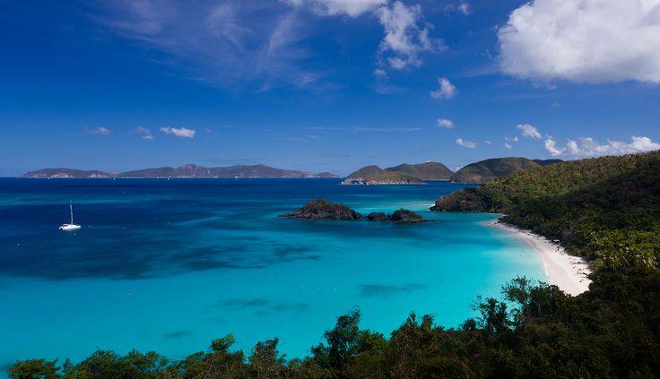 Trunk Bay im Amerikanische Jungferninseln Reiseführer @ abenteurer.net