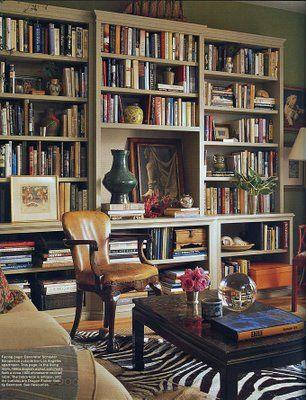 * Patricia Gray | Interior Design Blog™: Zebra Carpets