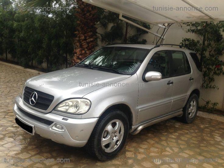 MercedesMLMercedes ml 270 cdiEl Menzah