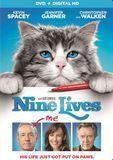 Nine Lives [DVD] [English] [2016]