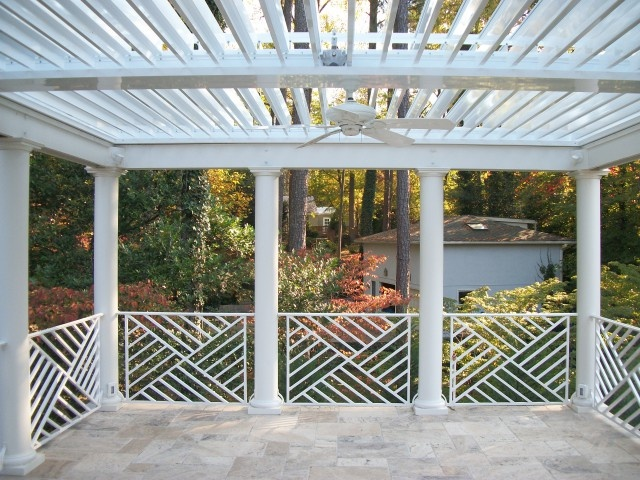12 best louvered roofs images on pinterest patio ideas pergolas adjustable patio covers a louvered roof system you can open and close solutioingenieria Image collections