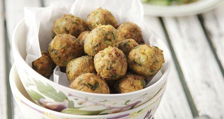 Crunchy Shrimp Balls