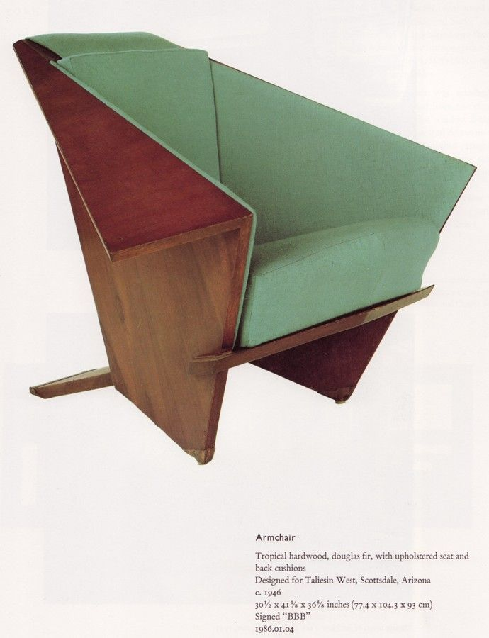 Wright Chat :: View Topic   Origami Chair