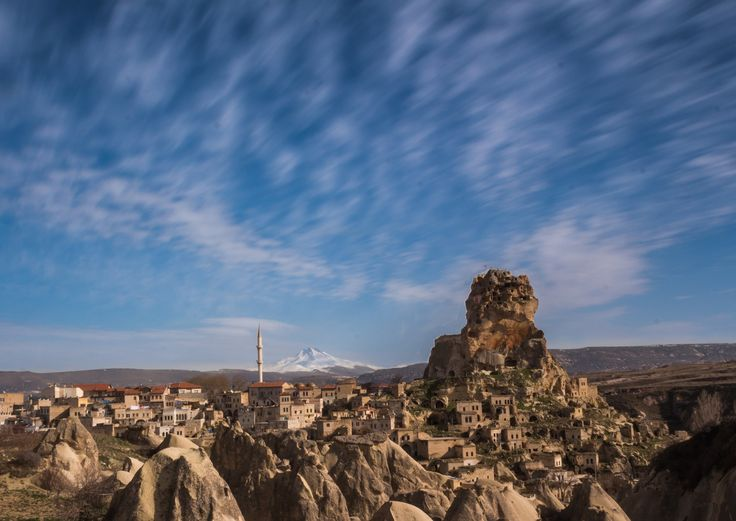 Clouds and Castle-Cappadocia by Şevki Erdem Varol on 500px