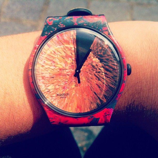 #Swatch: Swatch Watches, Swatch Fanatic, Crazy Item