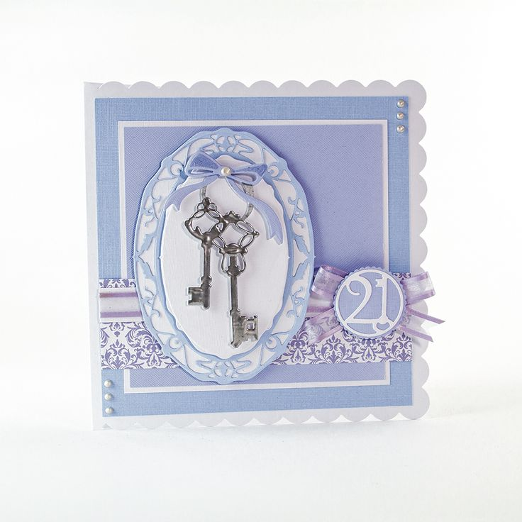 Home Rococo - New Home Keys - 1294E