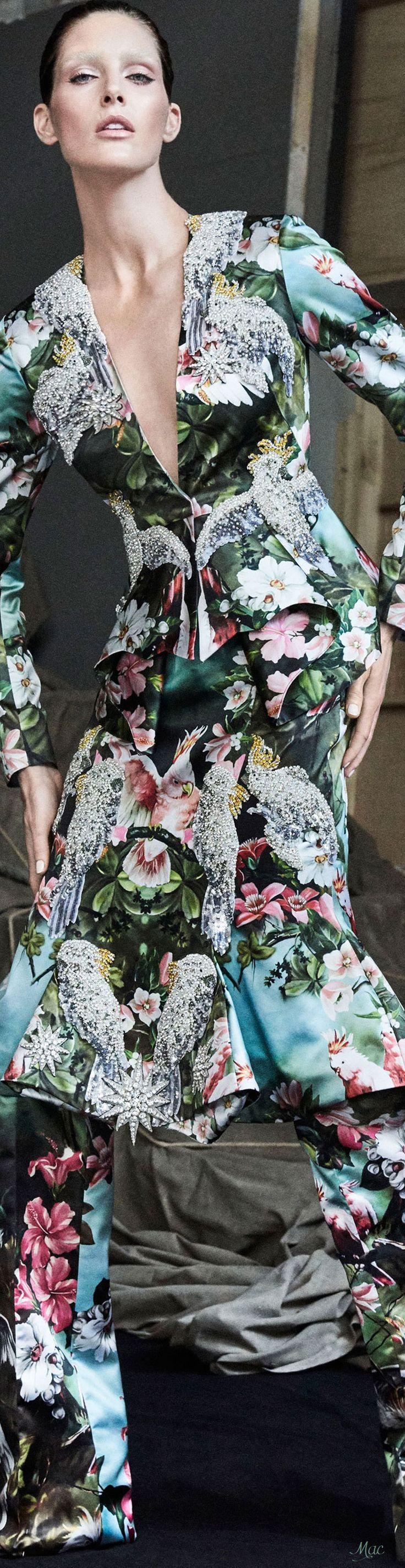 Fall 2017 Haute Couture Francesco Scognamiglio