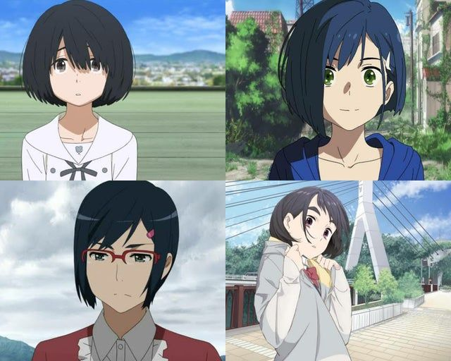 3 Reddit The Front Page Of The Internet In 2020 Anime Pictures Girl Short Hair