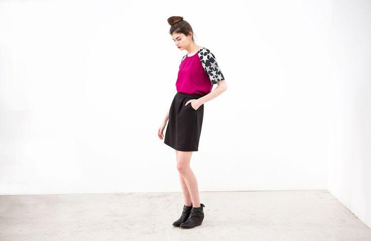 Quilty Skirt