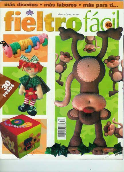 Fieltro Facil 2006 n43 - REVISTAS DIVERSAS - Picasa Web Albümleri