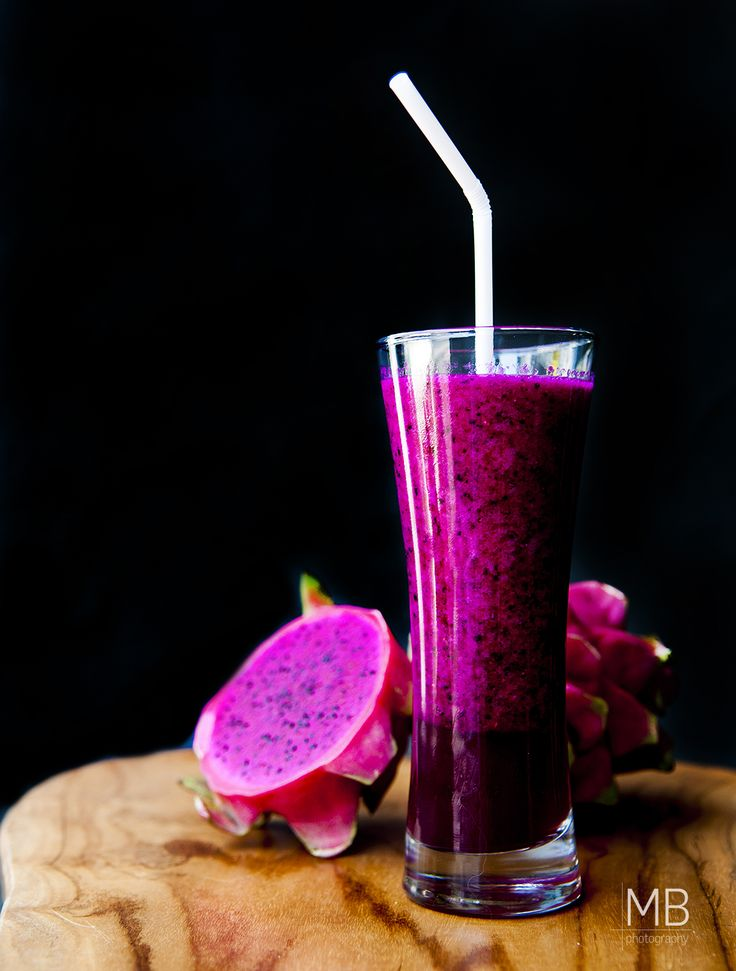Red Dragon Fruit Juice @Kedai De Litya- Bali