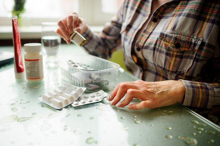 Ревматоидный артрит: терапия НПВП