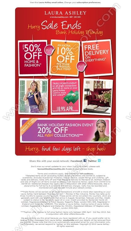 19 best Email Design Public Holidays images on Pinterest - holiday newsletter template