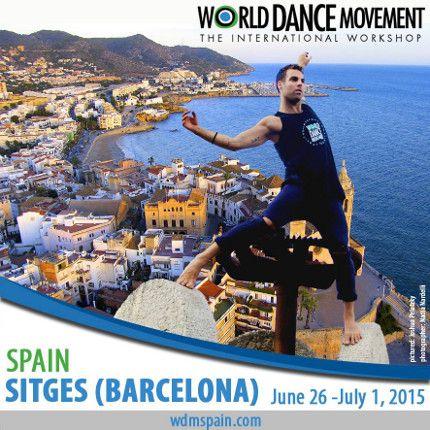 WDM SPAGNA - Sitges (Barcellona) 26 Giugno - 1 Luglio, 2015 presso l'Institute of Arts Barcelona Per maggiori info: www.WDMSpain.com (clicca sulla bandierina italiana) info@WDMSpain.com Insegnanti di fama internazionale, borse di studio prestigiose,