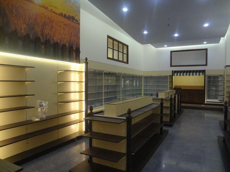 Κατασκευή καταστήματος βιολογικών προϊόντων. www.artco.gr