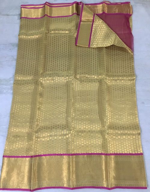 Pure Kanchi Organza Sarees   Buy Online Kanchi Organza Sarees   Elegant Fashion Wear