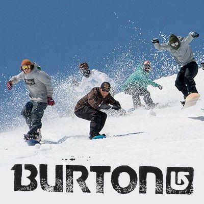 Burton Snowboards | Snowboard Gear