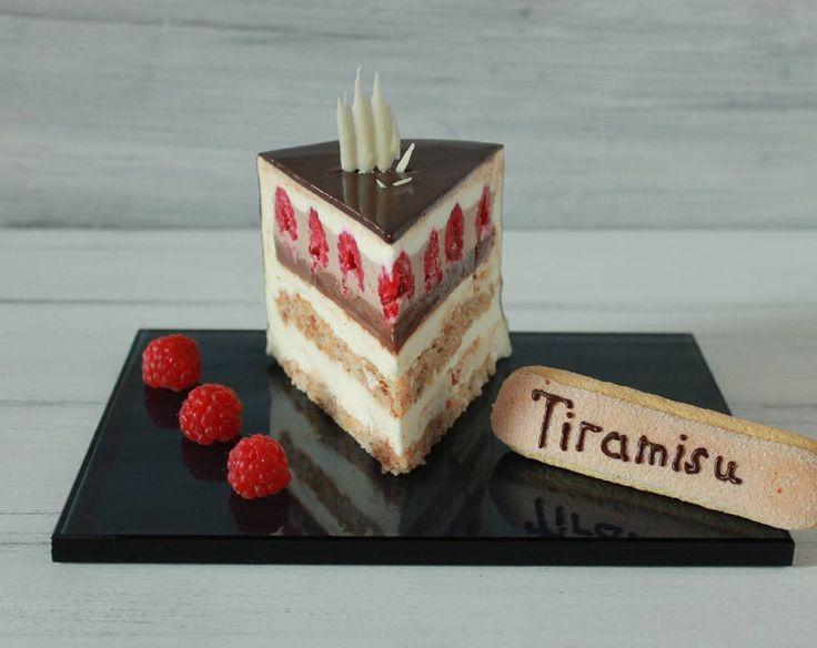 """97 отметок «Нравится», 19 комментариев — @maritatorty в Instagram: «А вот и разрез торта """"Тирамису """" Для марафона """" Современная классика """" от @confiteria_khv и…»"""