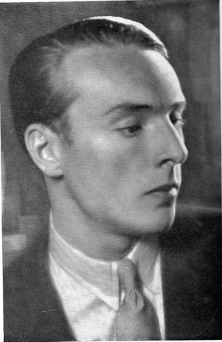 Young Balanchine, pictured in the 1920s.