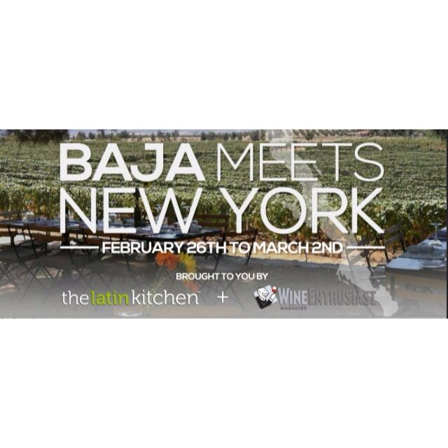 Baja Meets NYC - a Mexican wine and food festival. Will you be attending? Share your reviews on Chekplate!