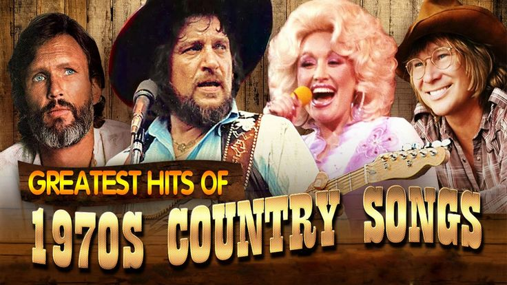 Greatest Country Songs Of 1970s -  Best 70s Country Music Hits - Top Old...