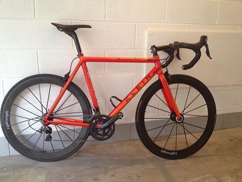 klein quantum pro with lightweight wheels bike 2 wheels. Black Bedroom Furniture Sets. Home Design Ideas