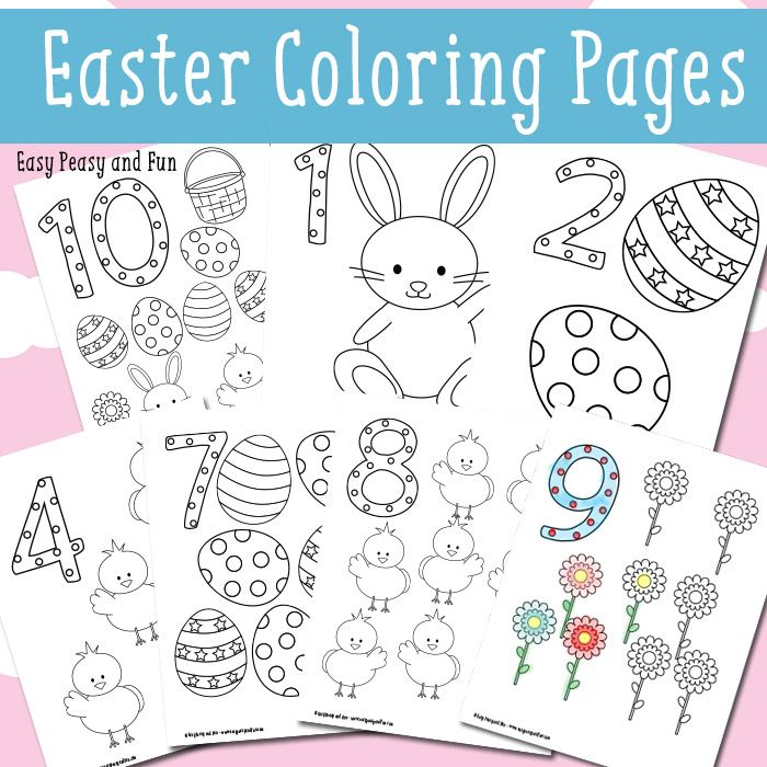 easter coloring pages activities - photo#21
