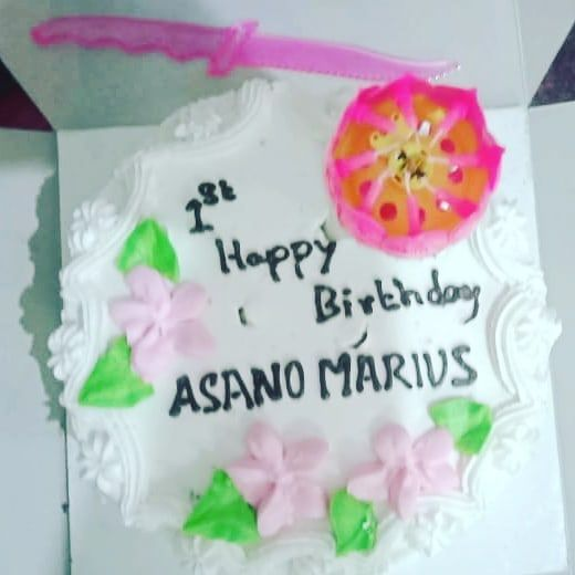 Happy Birthday My Dear Chellakutty My Son Asano Marius