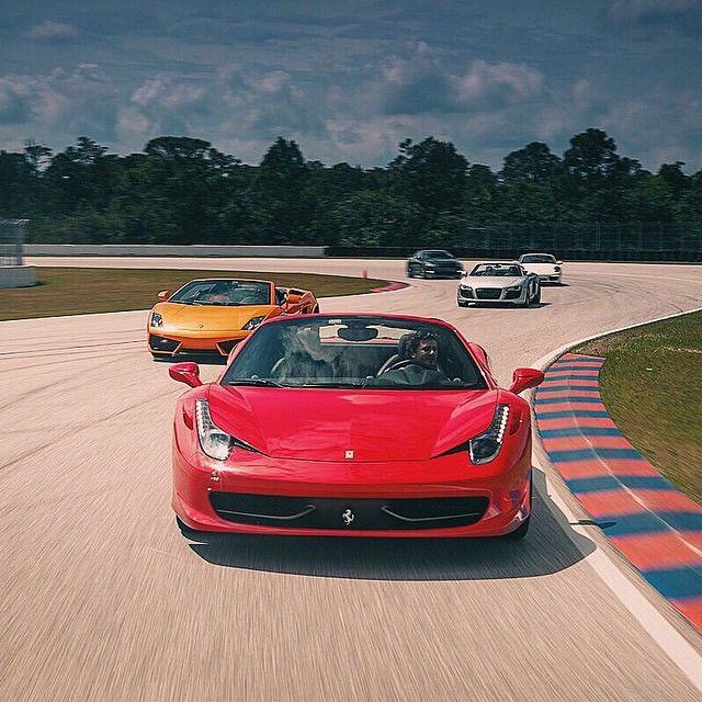 #Ferrari458 DRIVING SCHOOLS TEKNOVIAL S.A. DE C.V., #TeknoVial #FerrariSpA #School Loan, Automotive design, Road traffic safety - Follow #extremegentleman for more pics like this!