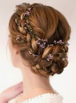 37 Hochzeitsfrisuren für mittellanges Haar – Wedding Hairstyles