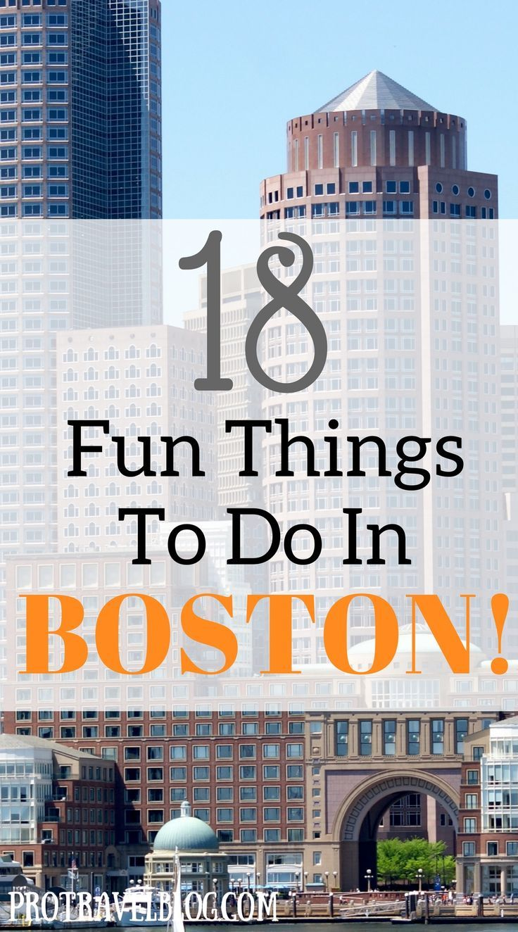 OMG Boston is amazing! There's so much to see and do in Boston. This is a list of my favorite fun things to do in Boston today or this weekend or whenever you visit Boston. I love all the Boston sight seeing and tourism! Check it out.