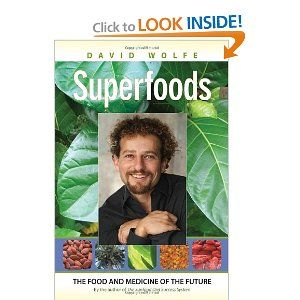 Johana's Pick----> Superfoods: The Food and Medicine of the Future- By David Wolfe >>>>I enjoyed this book because it contains good information about the superfoods, benefits and some recipes as well.  I believe is a great book for clients to become aware of superfoods.