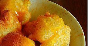 Λουκουμάδες σε πέντε λεπτά!!!   Υλικά  για 20-25 λουκουμάδες  1 σουρωτή  2 κούπες αλεύρι (ανάλογα το αλεύρι μπορεί να θέλει περισσότερο η λι...