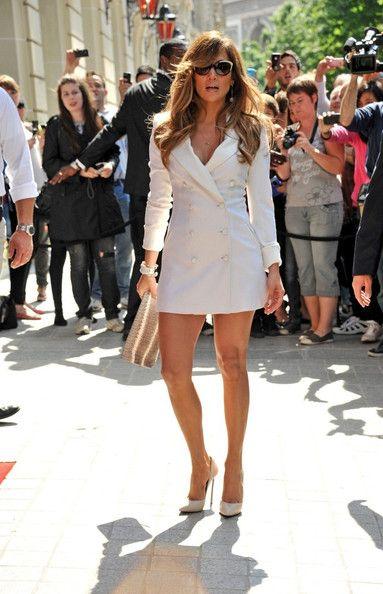 Jennifer Lopez - Jennifer Lopez in Paris