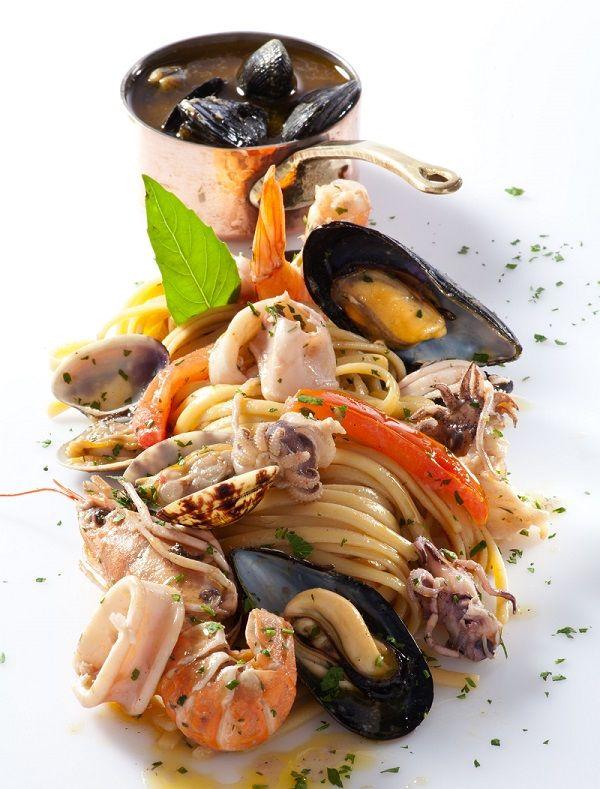Les linguine aux fruits de mer ? Une recette savoureuse et surtout, n'hésitez pas à bien assaisonner !