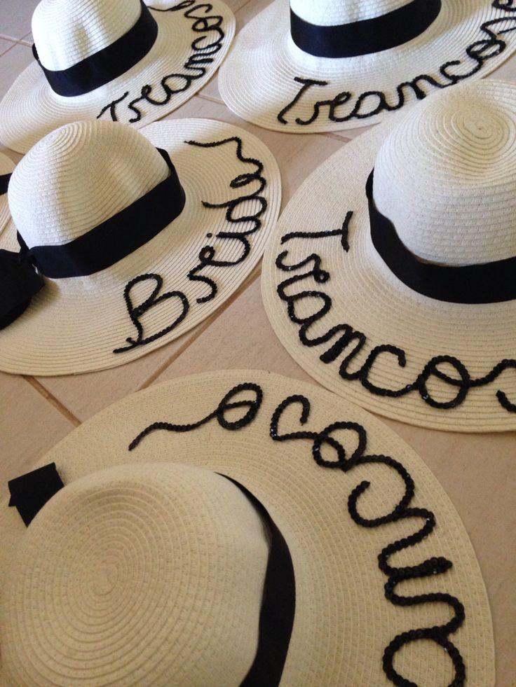 Chapéus personalizados by @graffaria