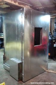 Powder Coating: The Complete Guide: How to Build a Powder Coating Oven