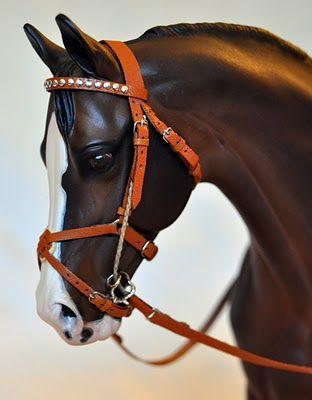 Braymere Custom Saddlery: Gallery Amazing tack for Breyer models!