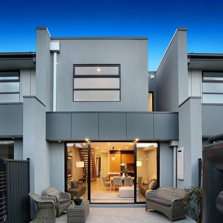 17 best images about scyon walls instagram on pinterest for Minimalist house facade
