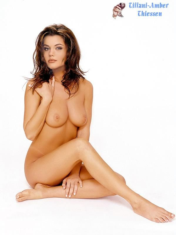 Free nude pic of tiffany amber thiessen
