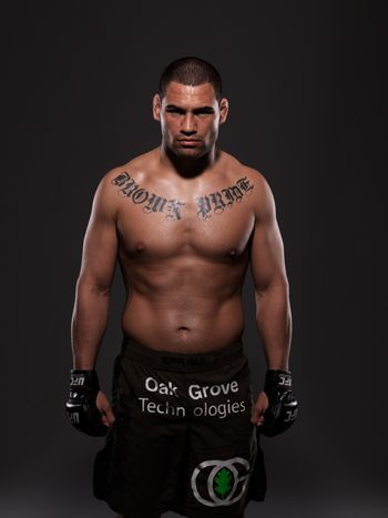 Cain Velasquez. UFC Heavyweight. #thepursuitofprogression #Lufelive #MMA