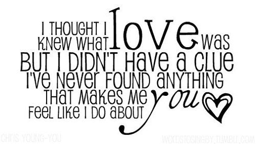 country song love quotes google search country