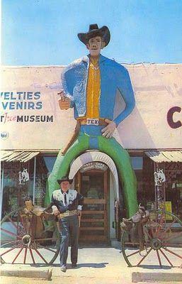 Texas Cowboy Cafe, Dalhart, Texas