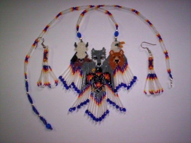 Native American Indian Crafts, Craft Supplies & Craft Kits