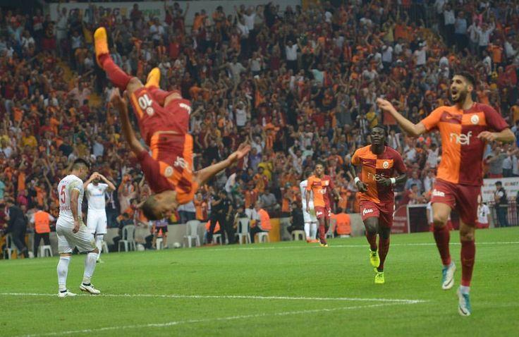 "Galatasaray (@galatasaray): "" @ynsbelhandaofficial"""