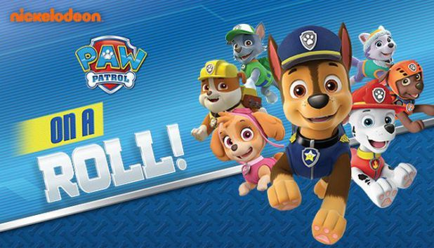 Paw Patrol On A Roll Free Download Paw Patrol Nickelodeon Paw Patrol Xbox One Games