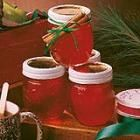 candy apple jelly for Xmas gifts
